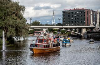 Tartus saab õppida siseveekogude laevajuhiks.