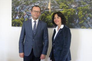 Prantsuse suursaadik Claudia Delmas-Scherer Tartus