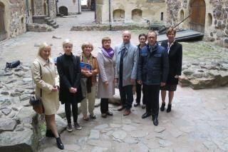 Tartu delegatsioon Turus