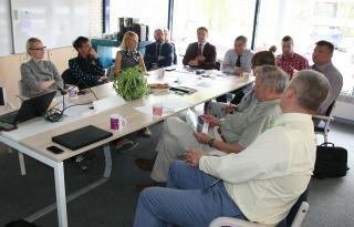 Ekspertide koosolek 23. mail 2017 Spark demokeskuses