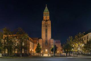 Pauluse kirik. Foto: Are Tralla