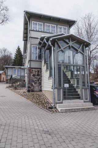 Tartu Loomemajanduskeskuse Kalevi 17 hoone