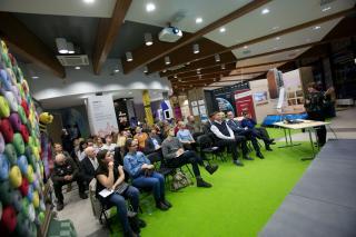 15. novembril 2017 toimunud arutelu vabakondadega. Foto: Ove Maidla