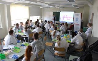 Tervishoiu moodul Tartu Kristjan Jaak Petersoni Gümnaasiumis