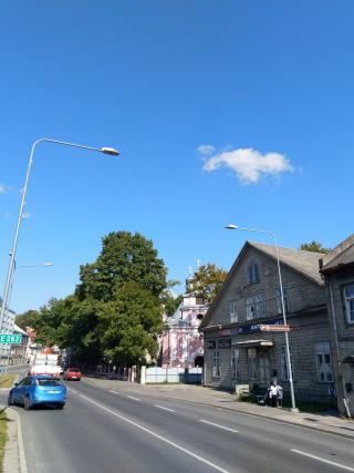 Vaade tänavalt