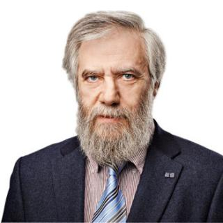 Volikogu esimees Mihhail Lotman