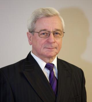 Volikogu esimees Vladimir Šokman