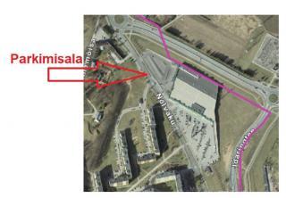 Ajutised parkimiskohad