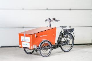 Bakfiets Trike Edrive Cargo