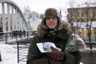 Linnakirjanik Juhan Voolaid