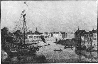 G. F. Schlater. The River Emajõgi. Lithography. 1832-1833