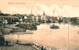 Vaade eelmise sajandivahetuse Tartule