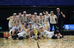 Tartu Ülikooli korvpallinaiskond