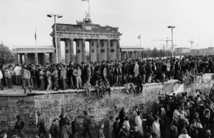 """Fall of the Wall. 10.11.1989. Berlin"""