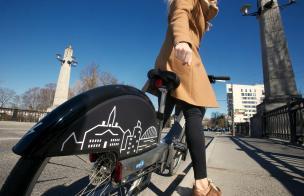 пользователей велопроката город Тарту