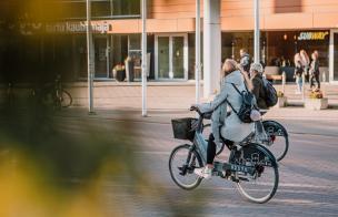 В Тарту и ближайшие окрестности добавится свыше десяти новых парковок велопроката