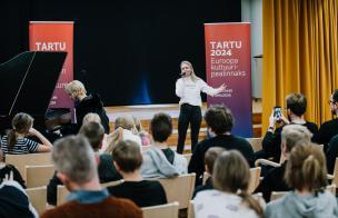 Kadiah Tartu 2024 koolikontserdil 2019