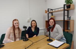 podcasti salvestusstuudios
