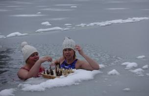 Шахматы снежных королев