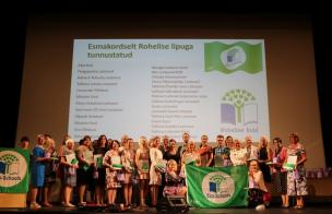 President tunnustab rahvusvahelisel keskkonnapäeval rohelisi koole ja lasteaedasid