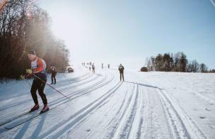 Fotodel 2019. aasta Tartu Maraton.