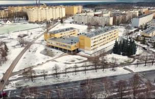 Embedded thumbnail for Видео: Гимназия Аннелинна отметила годовщину Эстонской Республики