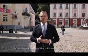 Embedded thumbnail for VIDEO: Tartu linnapea Urmas Klaasi pöördumine seoses koroonaviiruse puhanguga