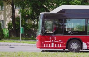 Embedded thumbnail for As of 1 July, Tartu will have new buses and a new route network