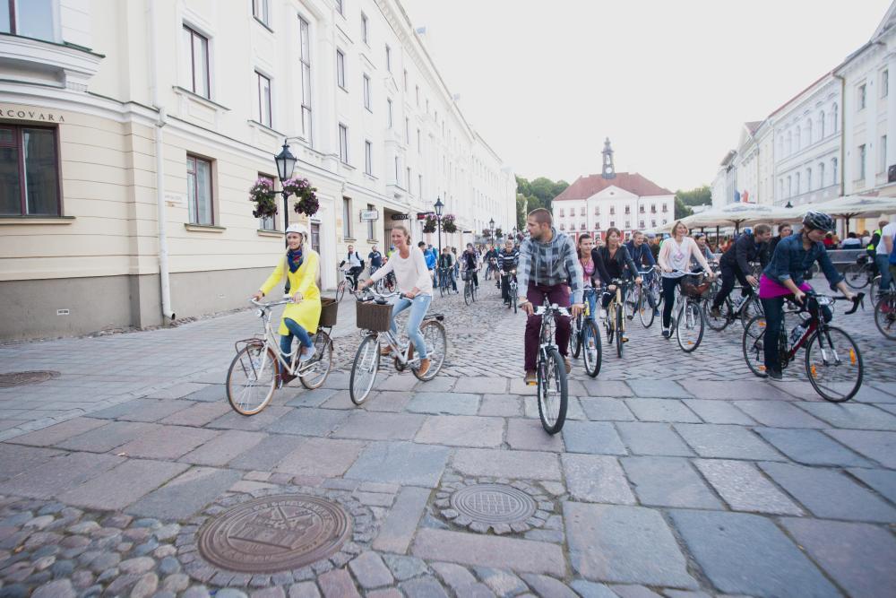 45ece4500fa Jalgrattaliiklus | Tartu linn
